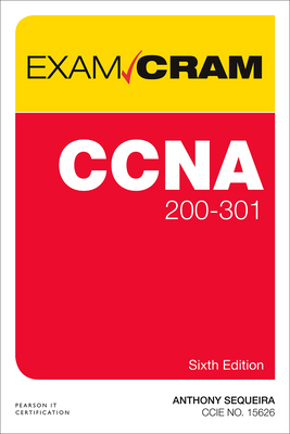 CCNA 200-301 Exam Cram-cover