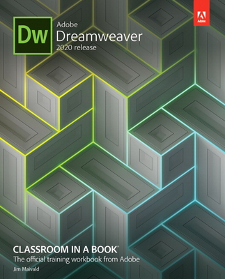 Adobe Dreamweaver Classroom in a Book (2020 Release)-cover