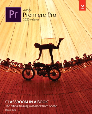 Adobe Premiere Pro Classroom in a Book (2020 Release)-cover