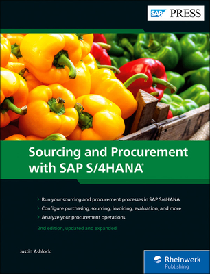 Sourcing and Procurement with SAP S/4HANA-cover