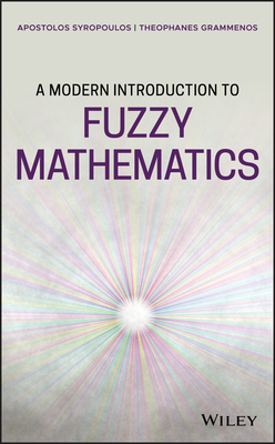 A Modern Introduction to Fuzzy Mathematics-cover