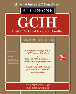 Gcih Giac Certified Incident Handler All-In-One Exam Guide-cover