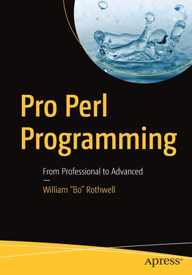 Pro Perl Programming: From Professional to Advanced-cover