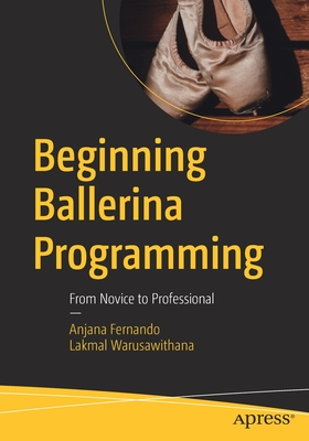 Beginning Ballerina Programming: From Novice to Professional -cover