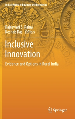 Inclusive Innovation: Evidence and Options in Rural India-cover