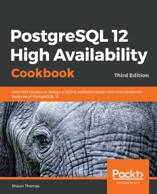 PostgreSQL 12 High Availability Cookbook 3rd Edition-cover