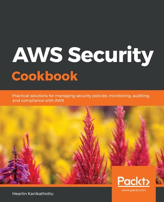 AWS Security Cookbook-cover