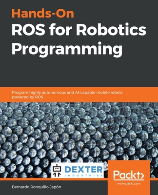 Hands-On ROS for Robotics Programming-cover