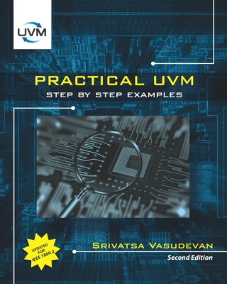 Practical UVM: Step by Step with IEEE 1800.2-cover