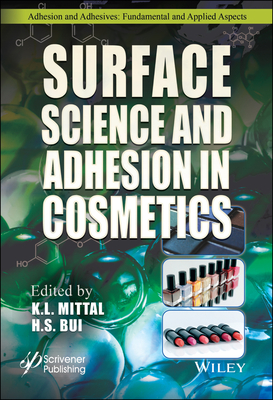 Surface Science and Adhesion in Cosmetics-cover