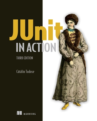 Junit in Action, Third Edition-cover