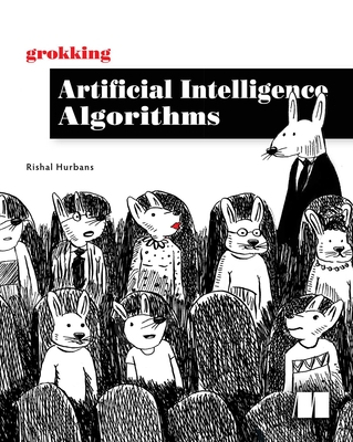 Grokking Artificial Intelligence Algorithms-cover