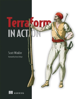 Terraform in Action-cover