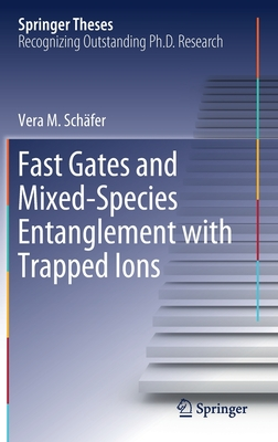 Fast Gates and Mixed-Species Entanglement with Trapped Ions