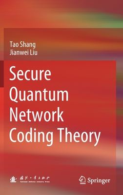 Secure Quantum Network Coding Theory-cover