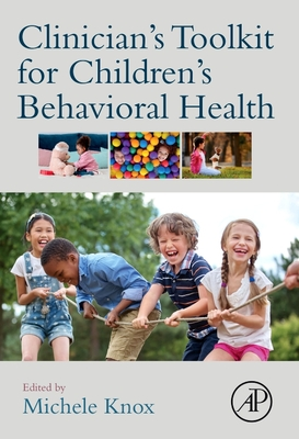 Clinician's Toolkit for Children's Behavioral Health-cover