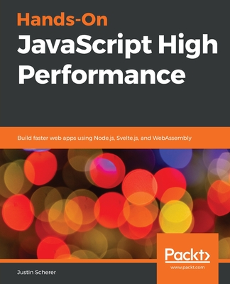 Hands-On JavaScript High Performance-cover