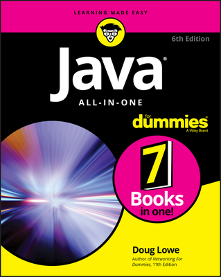 Java All-in-One For Dummies, 6th Edition-cover