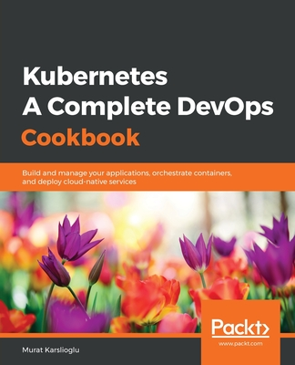 Kubernetes- A Complete DevOps Cookbook-cover