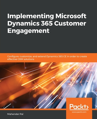 Implementing Microsoft Dynamics 365 Customer Engagement-cover