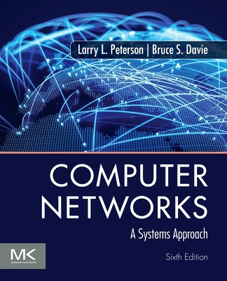 Computer Networks: A Systems Approach 6/e-cover