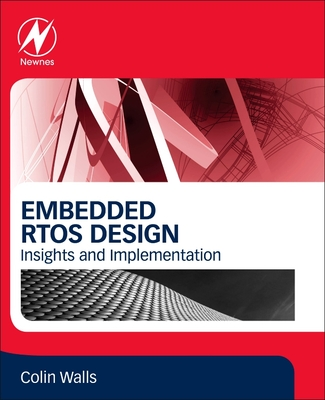 Embedded RTOS Design: Insights and Implementation-cover