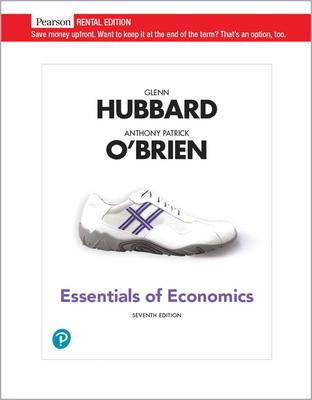 Essentials of Economics [rental Edition]-cover