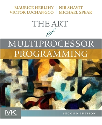 The Art of Multiprocessor Programming (English) 2nd 版本-cover