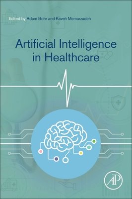 Artificial Intelligence in Healthcare-cover