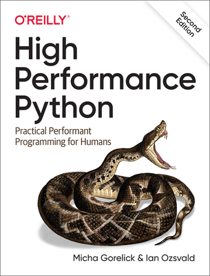 High Performance Python: Practical Performant Programming for Humans-cover