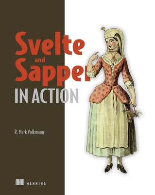Svelte and Sapper in Action-cover