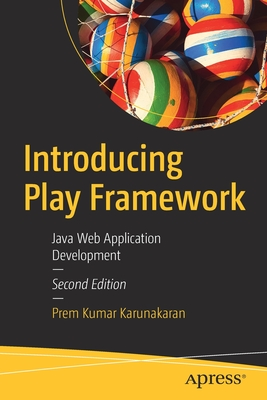 Introducing Play Framework: Java Web Application Development-cover