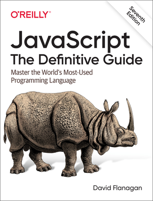 Javascript: The Definitive Guide: Master the World's Most-Used Programming Language, 7/e (Paperback)-cover