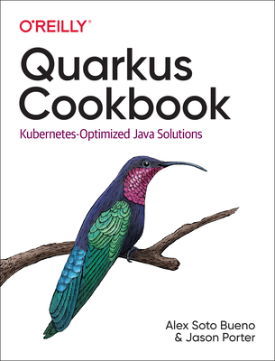 Quarkus Cookbook: Kubernetes-Optimized Java Solutions-cover