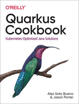 Quarkus Cookbook: Kubernetes-Optimized Java Solutions-cover
