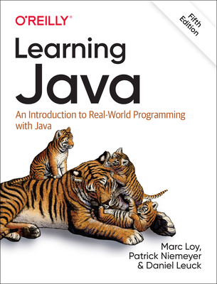Learning Java: An Introduction to Real-World Programming with Java 5/e-cover
