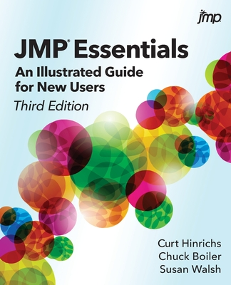 JMP Essentials: An Illustrated Guide for New Users, Third Edition-cover