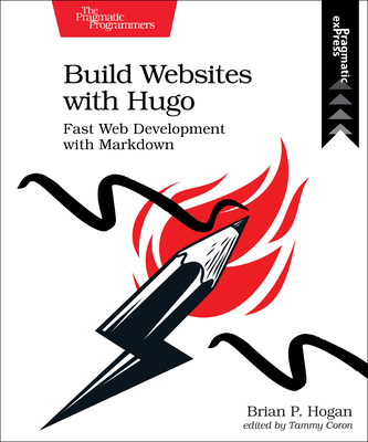 Build Websites with Hugo: Fast Web Development with Markdown-cover