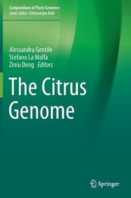 The Citrus Genome-cover