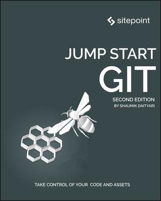 Jump Start Git 2/e-cover
