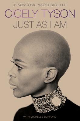 Just as I Am: A Memoir-cover
