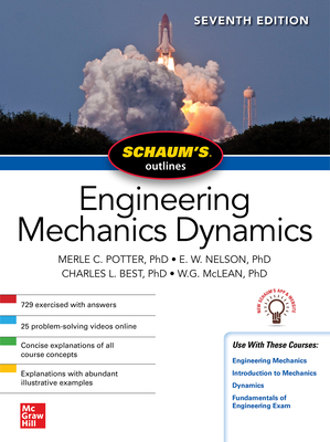 Schaum's Outline of Engineering Mechanics Dynamics, Seventh Edition-cover