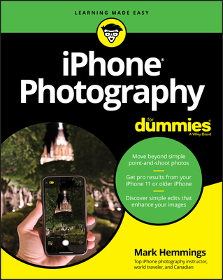 iPhone Photography for Dummies-cover