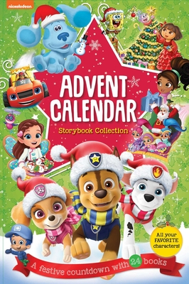 Nickelodeon: Storybook Collection Advent Calendar-cover
