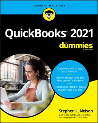 QuickBooks 2021 for Dummies-cover
