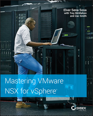 Mastering Vmware Nsx for Vsphere-cover