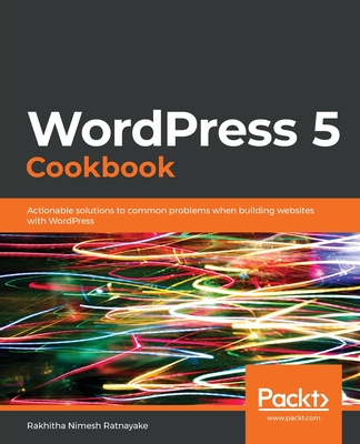 WordPress 5 Cookbook-cover