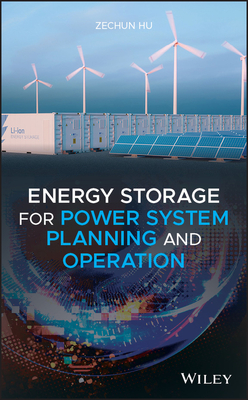 Energy Storage for Power System Planning and Operation-cover