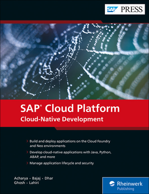 SAP Cloud Platform: Cloud-Native Development-cover