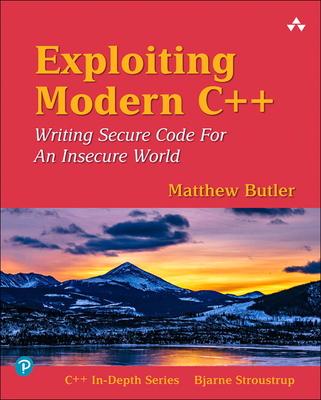 Exploiting Modern C++-cover